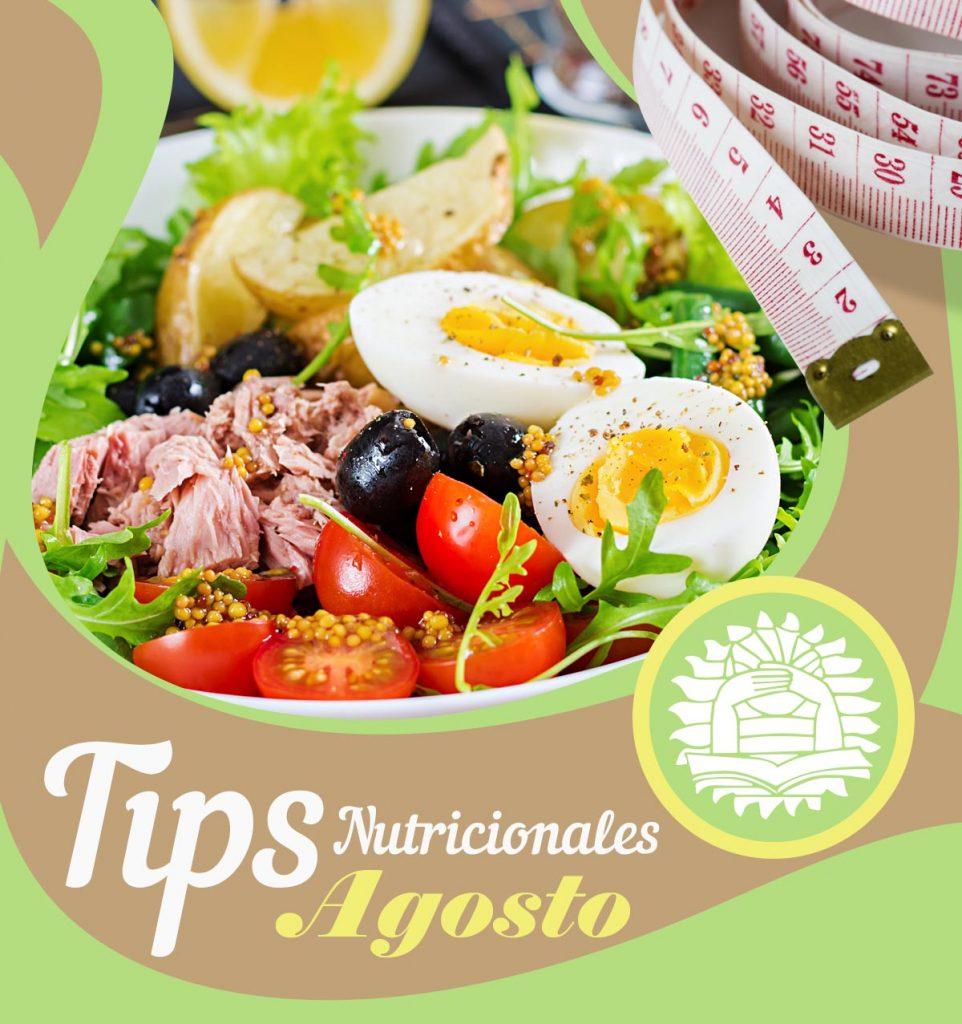 Tips nutricionales